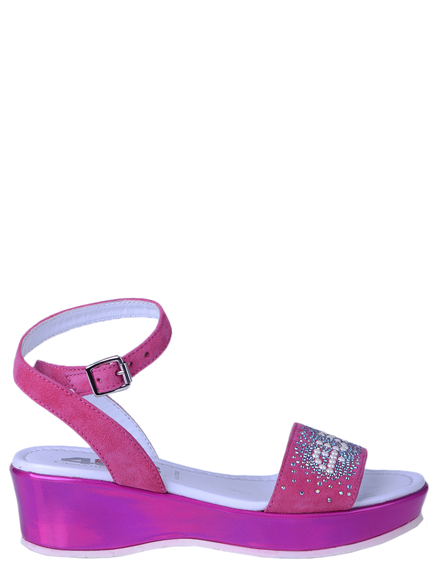 Босоножки для девочек 4US CESARE PACIOTTI 37115fuxia_pink