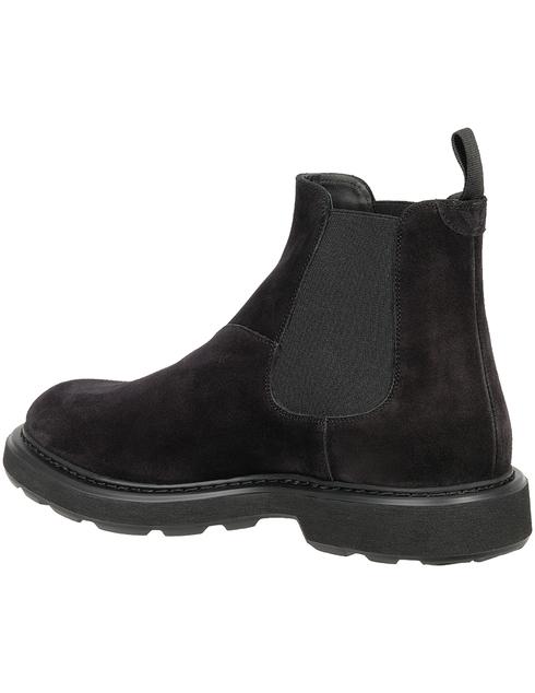 мужские черные Ботинки Emporio Armani X4M304XF053-00002 - фото-2