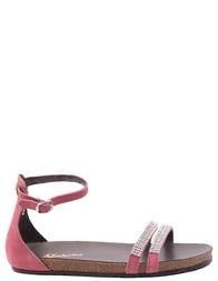 Детские сандалии для девочек NATURINO 2392-rose