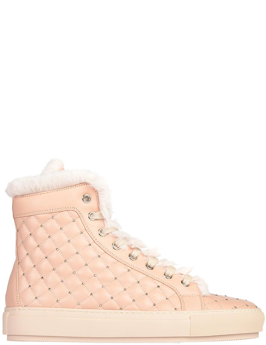 Купить Кеды, LE SILLA, Розовый, Осень-Зима
