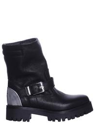 Женские ботинки LOVE MOSCHINO 24044blacksilver