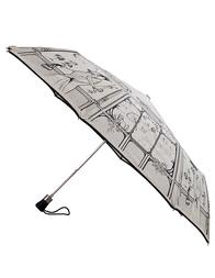 Женский зонт GUE DE JEAN FerGj3496StreetWhite