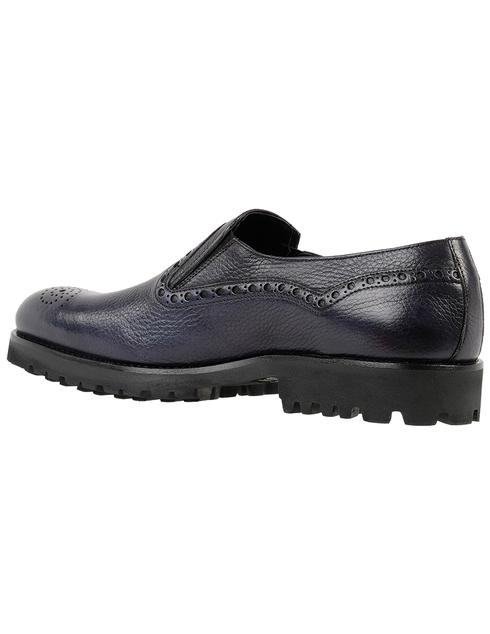 синие Туфли Mario Bruni 61641 размер - 44.5; 43.5