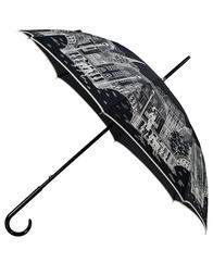 Женский зонт GUE DE JEAN FerGj1/Paris/Black