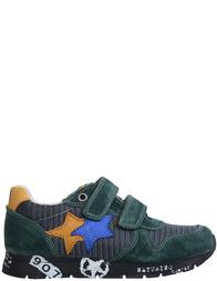 Детские кроссовки для мальчиков Naturino Parker-vl-verdone-mais_multi