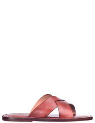 Мужские шлепанцы MARIO DONI 576633v-Moro